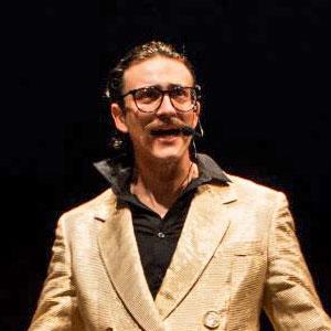 Giampaolo Silvestri maestro di circo