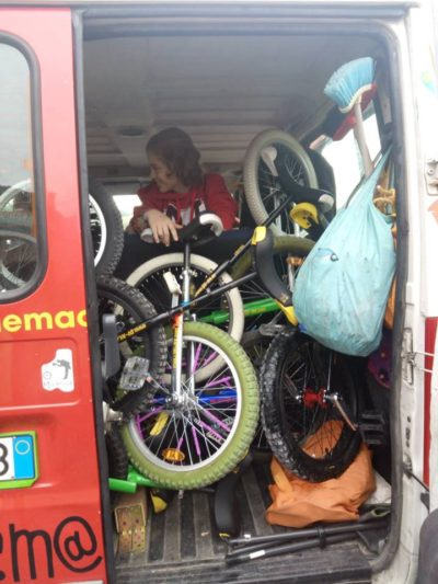 Tournée di circo 2017, tutti sul furgone